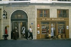 Nesnesitelná lehkost bytí (v) Lyonu