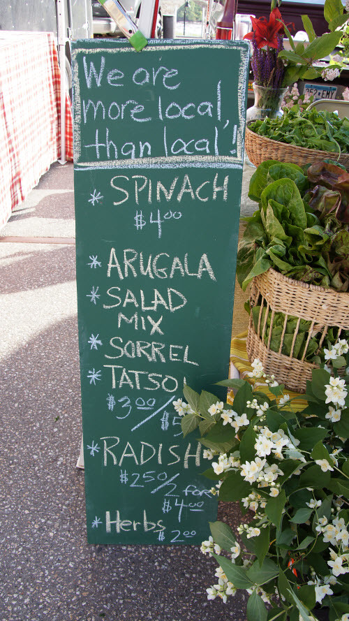 Local at Mill City Farmers Market