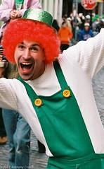 2011 St Patricks Day (Anthony Cronin) Tags: ireland dublin green film st analog 35mm day patrick ishootfilm celtic stpatrick apug shamrock stpatricksday nikonf80 saintpatricksday paddysday march17 march17th kissmeimirish dubliners 2011 dublinstreet patricks dublinstreets allrightsreserved saint ireland dublinlife streetsofdublin irishphotography patricksdayparade lifeindublin irishstreetphotography 50mmf14dnikkor dublinstreetphotography streetphotographydublin anthonycronin livingindublin insidedublin livinginireland streetphotographyireland expiredfujicolor200 fujicolor200superia tpastreet 031711 03172011 17032011 170311 photangoirl