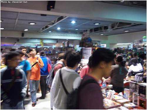 TOYCON 2011: Day 2 Photo (Photo by Chevalier-kun)