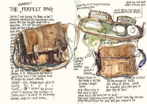 Trip Prep 13 - The {almost} perfect bag!! by borromini bear