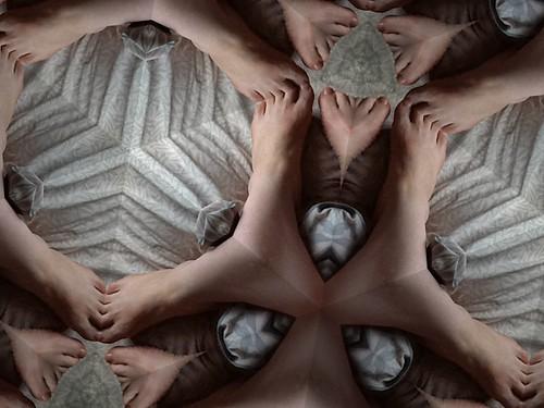 kaleidoscope feets