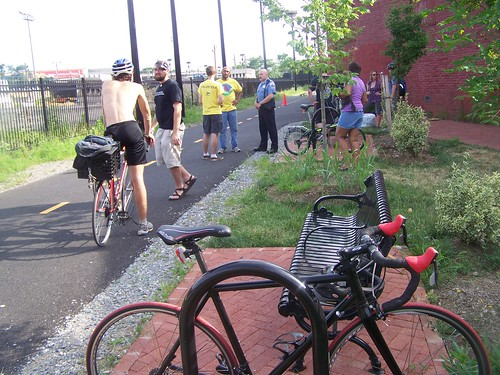 Metropolitan Branch Trail Open House, Wednesday June 22nd, 2011
