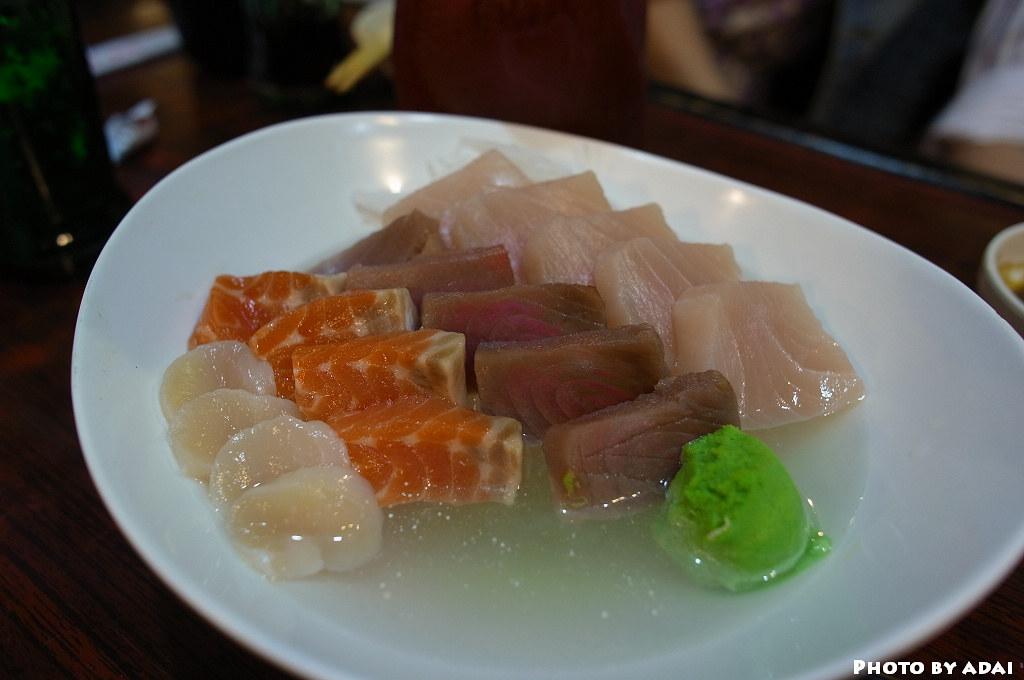 2011.6.26 又壬生日/生魚片