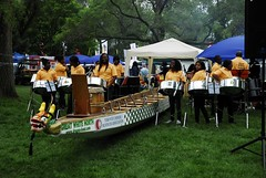 Dragon Boat, Steel Band
