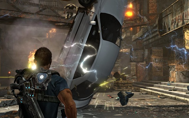 E3 2011: Inversion Multiplayer Hands-On Preview (2)