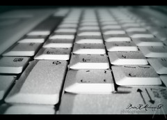 What unites us is the keyboard (  || Bodour ) Tags: white black us is keyboard flickr photographer mohammed what unites                bodour bodoor