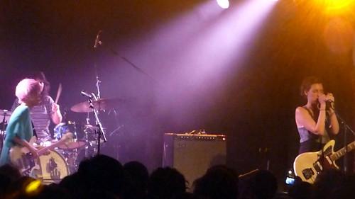 Warpaint - Köln, 28.06.2011