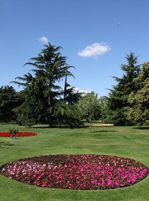 Flower Garden, Greenwich Park