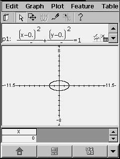 Screenshot of Xpander Math Xpander graph editor (3)