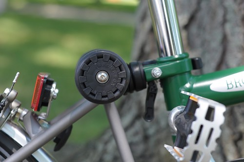 Brompton P6L-X, Rollers