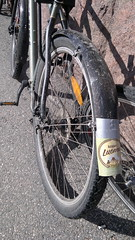 Beer can and gaffer tape mudguard extension bike hack (hugovk) Tags: cameraphone winter beer bike bicycle suomi finland duct cycling march diy nokia duck spring helsinki can tape fender ducttape cycle extension organic hack helsingfors gaffer hvk ullanlinna talvi n8 2012 olut polkupyr ducktape gaffatape carlzeiss gaffa uusimaa kevt nyland mudguard gaffertape southernfinland fillari luomu n800 keisari nokian800 hugovk geo:country=finland camera:Make=nokia nokian8 bikehack uusima exif:Focal_Length=59mm exif:Flash=autodidnotfire exif:Aperture=28 exif:ISO_Speed=105 camera:Model=n800 20120325660 exif:Orientation=horizontalnormal exif:Exposure=1144 geo:neighbourhood=ullanlinna uudenmaanmaakunta geo:locality=helsinki geo:county=uudenmaanmaakunta geo:region=southernfinland beercanandgaffertapemudguardextensionbikehack meta:exif=1363868297