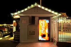 Coke And Ice Machine