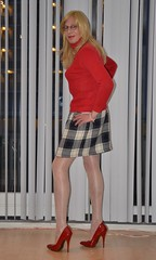 My highest heels. (sabine57) Tags: drag tv cd crossdressing tgirl transgender tranny transvestite crossdresser crossdress transvestism