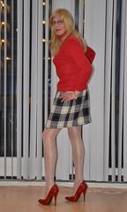 My highest heels. (sabine57) Tags: drag tv cd crossdressing tgirl transgender tranny transvestite crossdresser crossdress transvestism