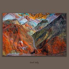 Death Valley #1309 (alexander.garin) Tags: landscape desert deathvalley artistpalette mygearandme mygearandmepremium