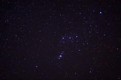 Orion's Belt constellation (Jules of all trades) Tags: stars utah ut desert arches moab nightsky archesnationalpark orionsbelt archesnatlpark orionsbeltconstellation