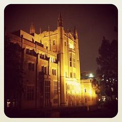 Kerkhoff Hall at UCLA (Silvia Yadira) Tags: square harvard ucla squareformat harvardlaw earlybird legallyblonde kerkhoff kerckhoffhall iphoneography instagramapp uploaded:by=instagram foursquare:venue=4b68eb23f964a52020932be3