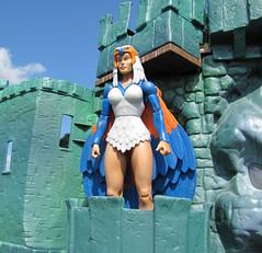 Sorceress (rodstoybox) Tags: castle classics masters universe heman sorceress grayskull