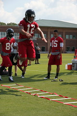 2012 Atlanta Falcons Minicamp - Day 2 (Atlanta_Falcons) Tags: fff minicamp kevincone 2012offseason atlminicamp atlminicampday2