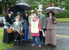 Friends of Beamish Take Part in the Olympic Torch Relay - Durham City
