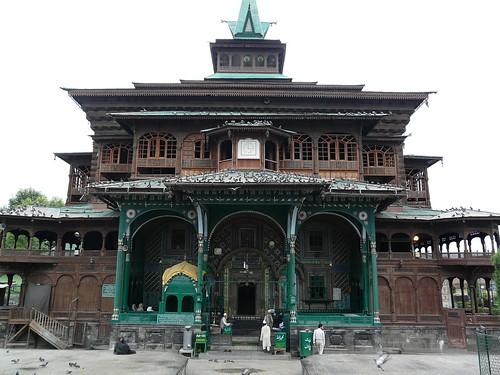 Khanqa Shah Hamdan Srinagar (7)