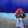 Vietnam - Gennaio 2014 (anton.it) Tags: street strada vietnam azzurro colori viaggio canong10 antonit