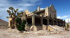 The Las Vegas & Tonopah Railroad Depot (BOB WESTON) Tags: rhyolitenevada