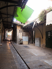 Souk de Nazareth  l'arrt 3 (F.Heusele) Tags: nazareth israel souk market march vide empty