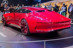 Salon Automobile 2016, Porte de Versailles (Misnab) Tags: salonautomobile2016 portedeversailles mercedes maybach cars