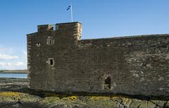 Postern gate, Blackness Castle (wwshack) Tags: scotland lothians falkirk blacknesscastle postern riverforth