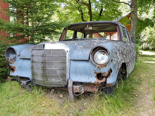 L'une des plus belles voitures de la collection