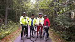 WMC (Casco Bay Bicycle Club) Tags: htconex lincoln newhampshire unitedstates