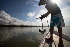 Things may not be the same again! (Seema Krishnakumar) Tags: brazil river body belem anchor belm amazonia sojoodosramos