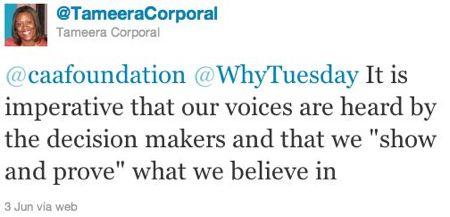 @TameeraCorporal's tweet