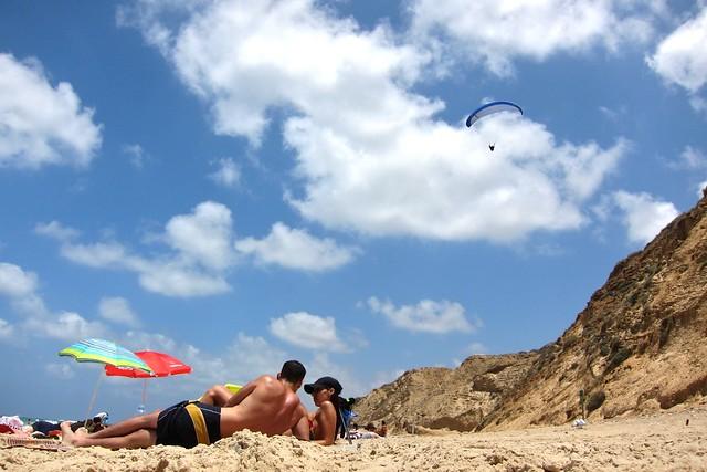 Ga'ash Beach