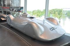 Audi Mobile Museum (Luiz Kessler) Tags: mobile museum audi ingolstadt