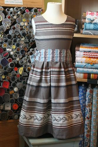 Mary's Fancy Sash Dress