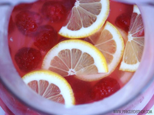Raspberry-Basil Pink Lemonade Recipes — Dishmaps