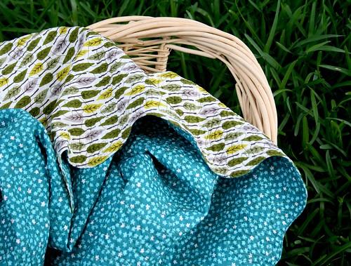 organic spindrift quilt