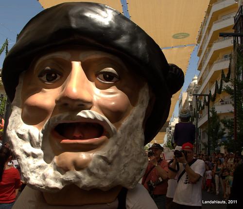 Pública de las Fiestas del Corpus 2011