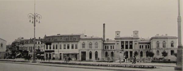 Squarul I G Duca - 1939 2