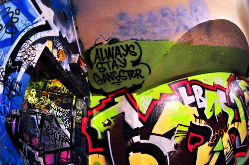 always stay gangster by hep