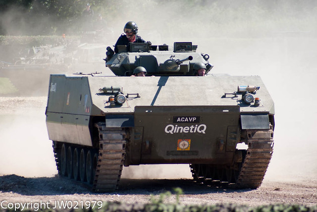 "Qinetiq ACAVP ""Plastic Tank"""