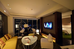 W Taipei - Marvelous Suite (lyh1 ~ On & Off) Tags: ultracool taipei whotel 5star spg whotels 5starhotel wtaipei luxuryhoteltaipei taipeiluxury