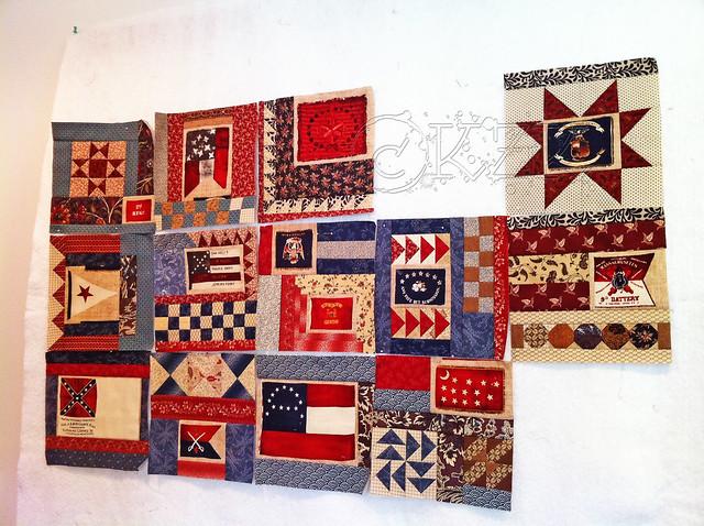 IMG_2850 Gettysburg Battle Flag quilt