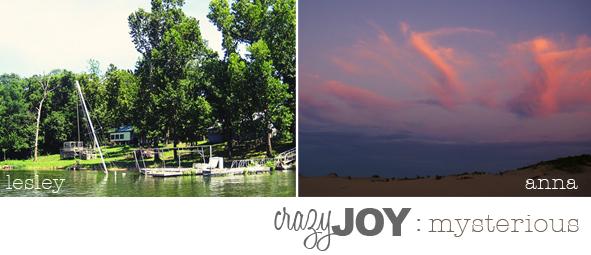 crazyjoy = mysterious