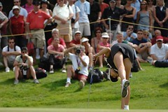 I See France '07 (arguss1) Tags: sports golf women legs upskirt lpga golfwomen gulbisnatalie evianmasters2007