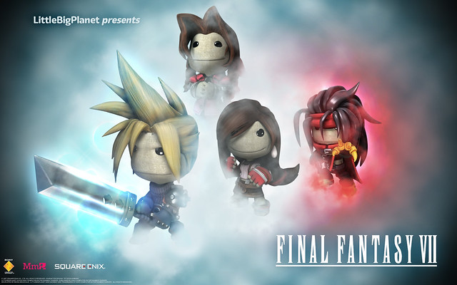 LittleBigPlanet 2: Final Fantasy VII