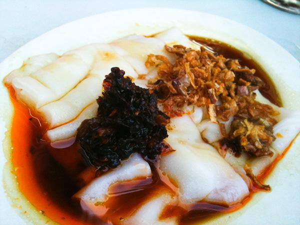 Prawn Rice Roll